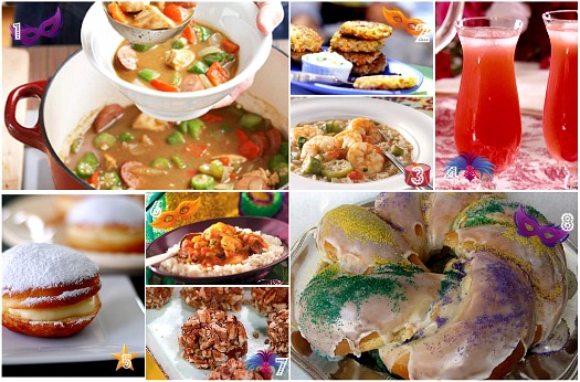 The Best Mardi Gras Recipes